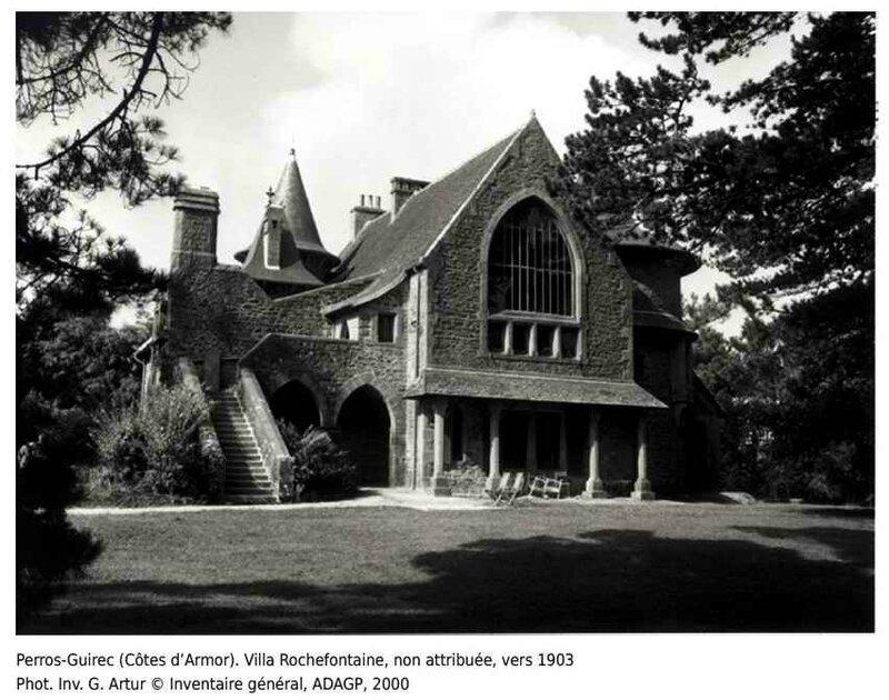 Villa Richefontaine