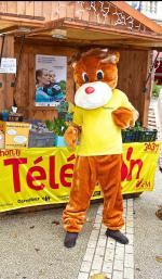 TELETHON 2014 mascotte