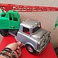 00211 camion grue a fleche retro marque karpan