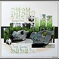 Pairi daiza 2014 - la forêt sacrée