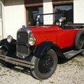 Citroën c4a torpédo 1929