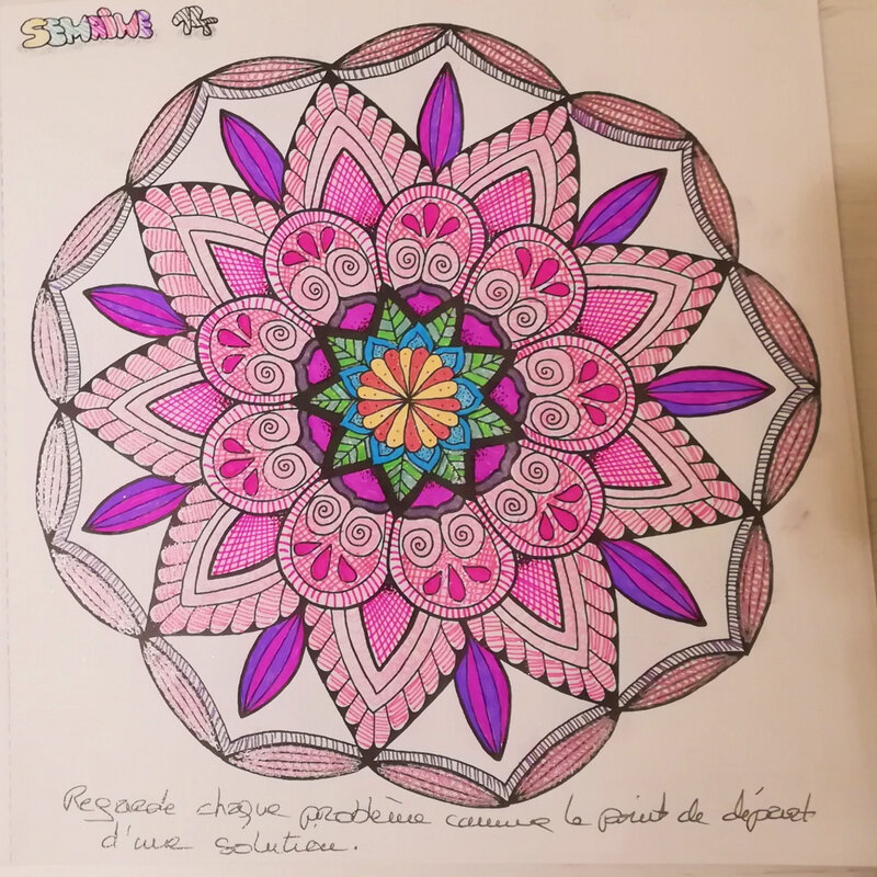 Semaine 14 coloriage