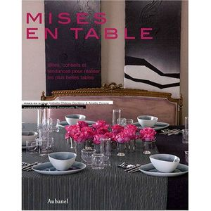 mises en table