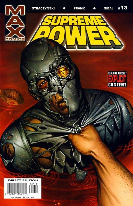 supreme power 13