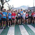 965 - 10 km de St Aff - course 5 et 10 km - 6 avril 2014