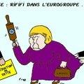 Grèce : rififi dans l'eurogroupe !