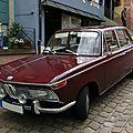 Bmw 2000 berline 4 portes-1970