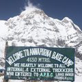Trek Annapurna Base Camp (Népal mars 2009)