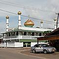 Synagogue excentrée de Paramaribo