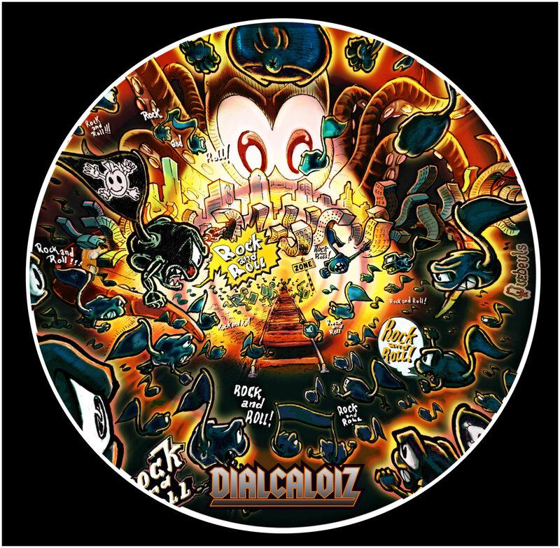 Dialcaloiz--Rondelle