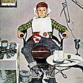 in the dentist chair kurt ard 1957
