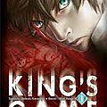 King's game, tome 1 : de nobuaki kanazawa