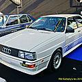 Audi Quattro #00133_01 - 1985 [D] HMPanhard & Levassor 16hp Tonneau entrée AR #2565_01 - 1900 [F]L_GF