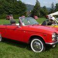 Peugeot 204 cabriolet 1968