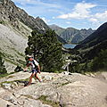 Stage Envie de Trail Cauterets 2011