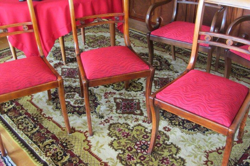 vente de tissu côté sièges Bohars