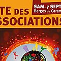 Forum des associations samedi 7 septembre 2013 brignoles