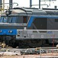 BB 67 373 en livrée bleue corail + (unique!)