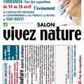 Le salon vivez nature à toulouse