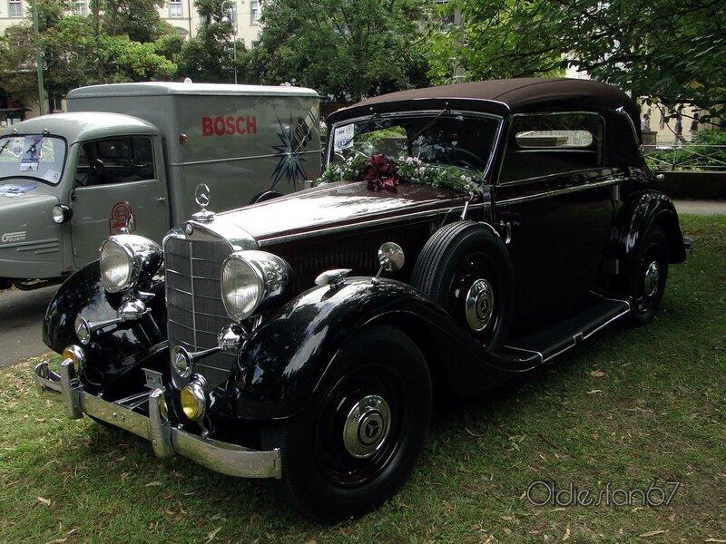 mercedes benz 290 cabriolet 1933 a