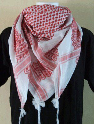 VENTE DE KEFFIEHS DE L USINE DE MR HERBAWI- ( Hebron  Palestine ... f282674e8f1