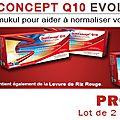 abaisser votre cholestérol grâce au coenzyme q10 et la levure de riz rouge !