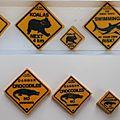 animaux signalisations Australie