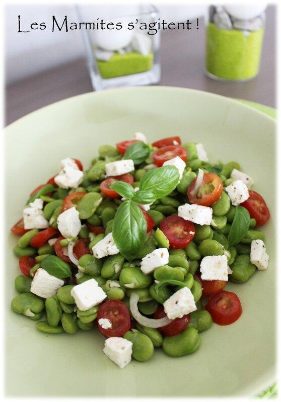 Salade de fèves 2