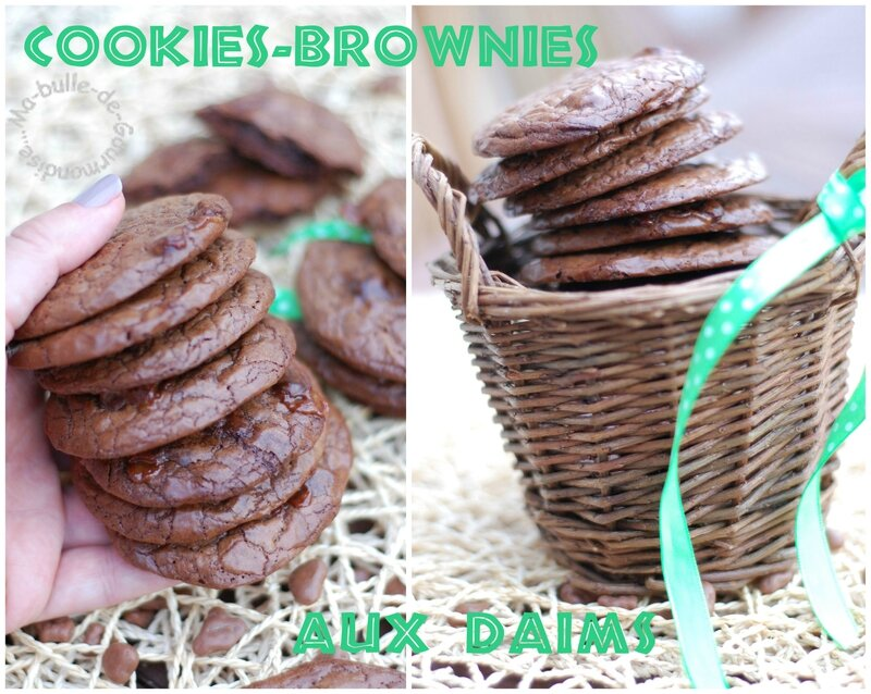 cookies-brownies daim