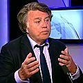 Gilbert collard sur canal + le 06/02/2013