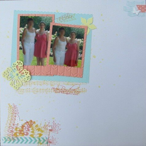 Page couleurs pastels Milkinise