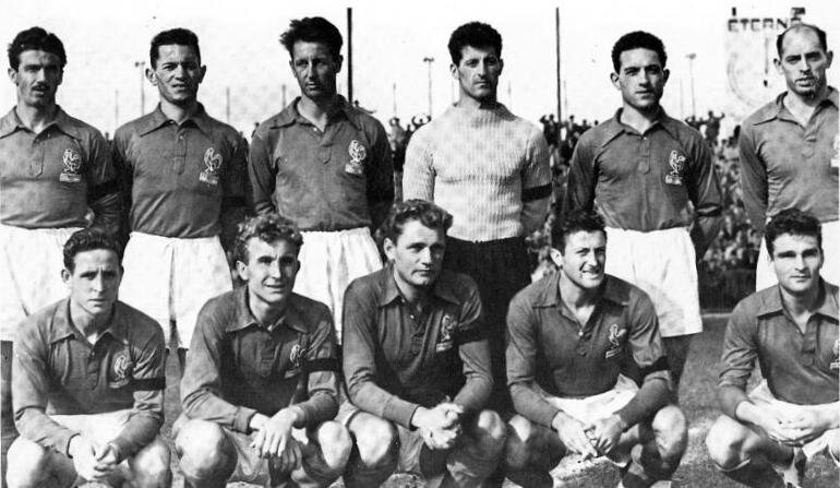 1953 Equipe France Luxembourg 20 sept R