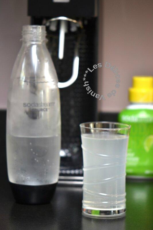 sodastream source, noir, que pensez-vous de la sodastream