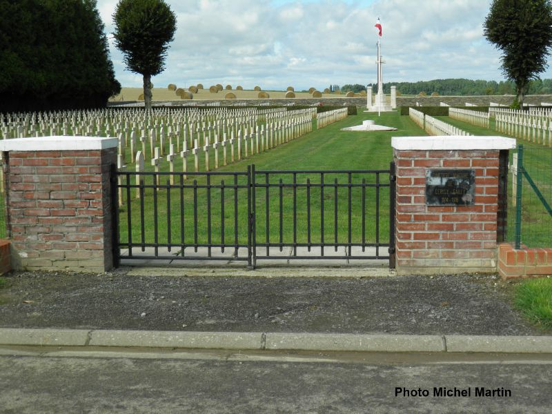 Cerisy Gailly (Somme)