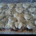 pizza maison avant cuisson