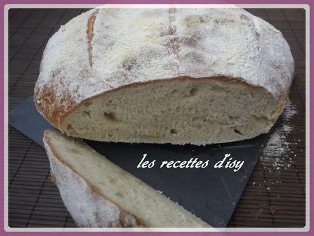 pain sans pétrissage3