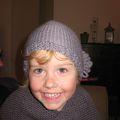 02 bonnet à fleur