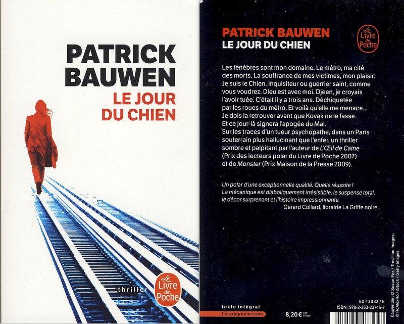 5 - Le jour du chien - Patrick Bauwen