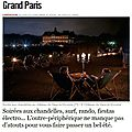 Des idées de sorties originales sur paris et sa banlieue ?