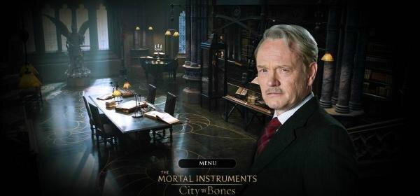 Mortal Instruments movie Hodge