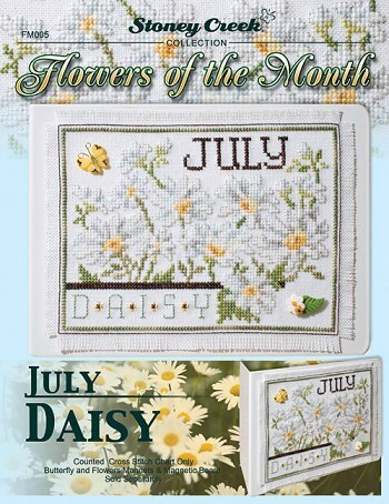 flowers of the month - julyl