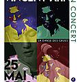 #concert #chanson vincent ahn à l'atelier du verbe 25 mai, paris