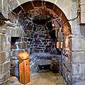Intérieur du château de la roche jagu (suite)