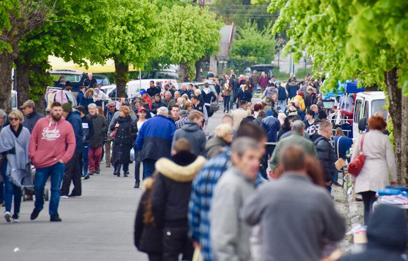 BROCANTE CHAMPS-ÉLYSÉES 2019 public