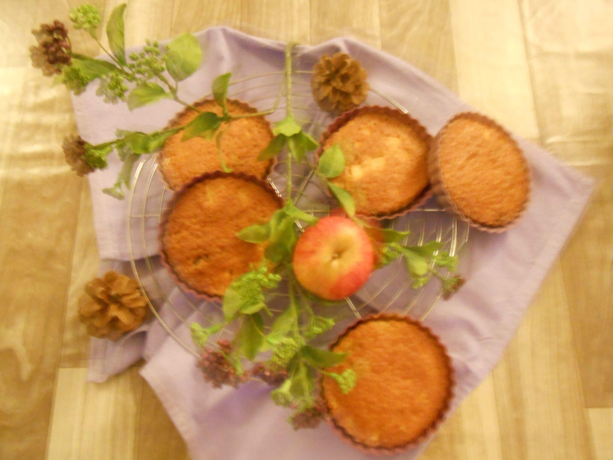 Petits fondants pommes et dattes
