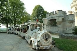 petit train Pierrefonds
