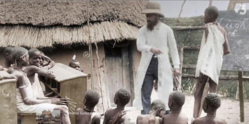 Scolarisation en Afrique