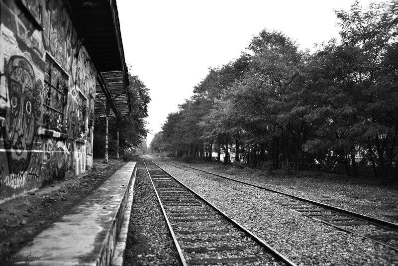 Gare d'Avron