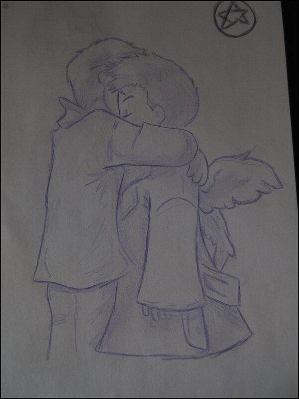 Dean et Castiel (1)