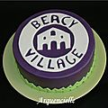 Gâteau Bercy Village